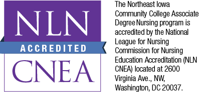 NLN CNEA Nursing Program Accreditation Logo